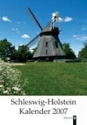 Schleswig-Holstein-Kalender 2007 - Wilde, Lutz