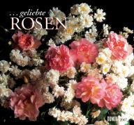... geliebte Rosen 2007. Kalender
