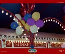Circus Roncalli 2007. Kalender