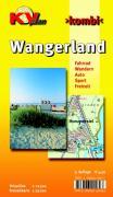 Kombi Wangerland. Gemeindeplan 1 : 12 500, Freizeitkarte 1 : 25 000
